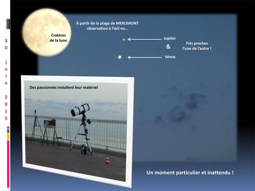 Configuration rare dans le ciel : Vénus et Jupiter se rapprochent
