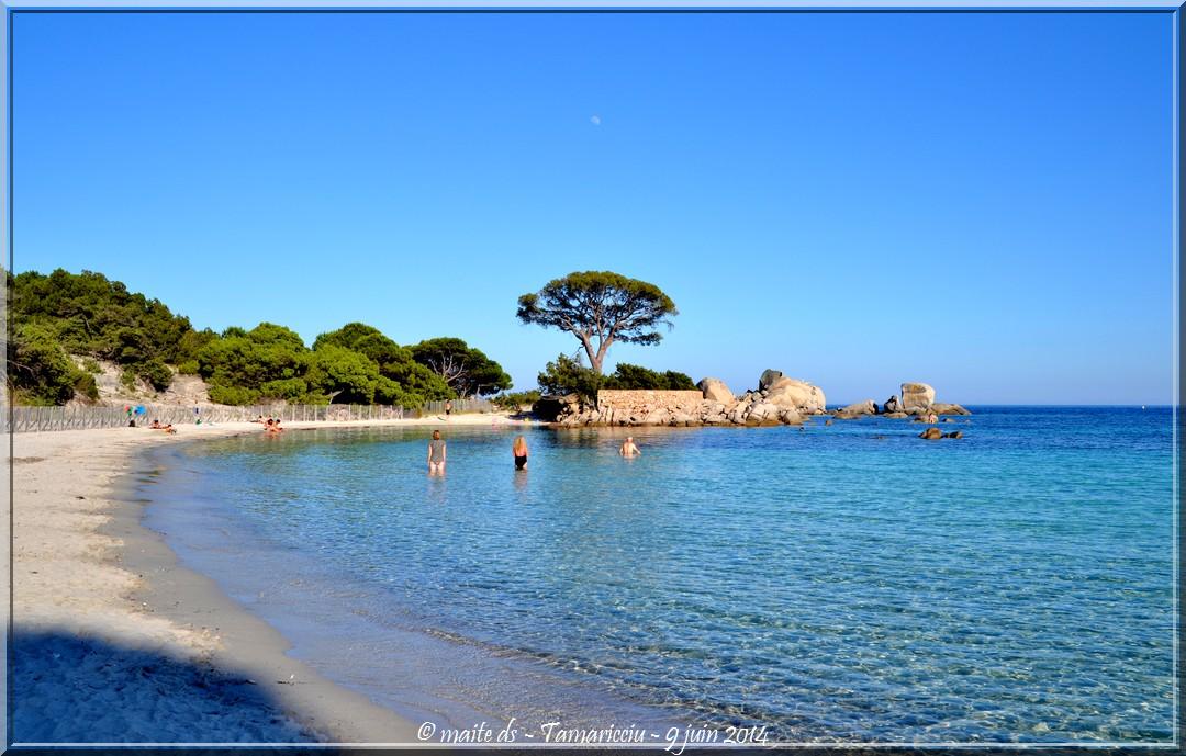 Un petit air de vacances - Tamaricciu - Corse