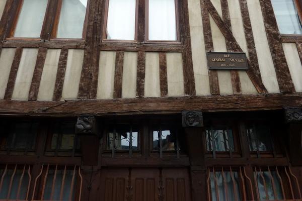 Randonnée au Lac du Der 1 : visite de la ville de Troyes