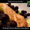 Briks Saint-nectaire épices