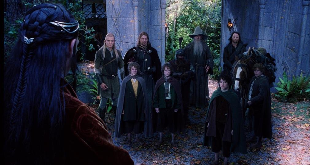 [Test Blu-ray] Le Seigneur des anneaux : La Communauté de l'anneau
