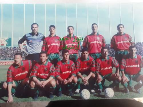 MC Alger-USM El Harrach 0-1