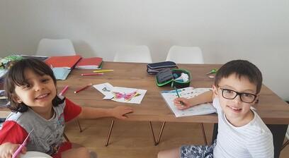Ecole à la maison -CP