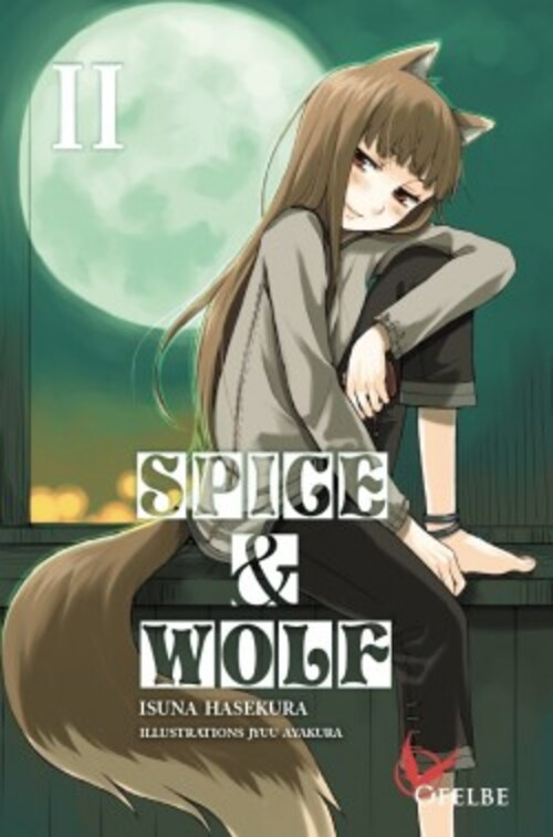 Spice & Wolf T2, encore meilleur que le précédent, j'ai adoré !