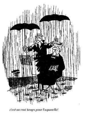 Le coucou du vendredi, haïku, senryû, la pluie...