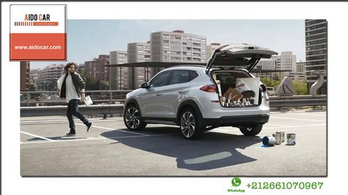 location du SUV hyundai tucson automatique à casablanca