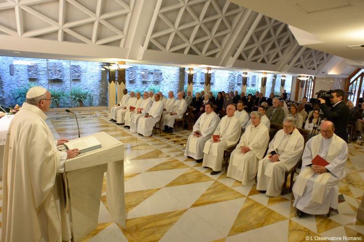 Sainte-Marthe, 23 mai 2016, L'Osservatore Romano