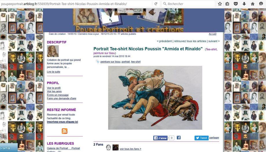 * Article Artblog N°5: