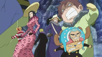 One Piece épisode 591 en VOSTA