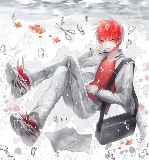 Deep Sea boy - Akashi ~