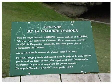 ANGLET___L_gende_de_la_grotte_de_la_Chambre_d_Amour