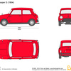 Austin Mini Cooper S 1964