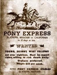 Le Pony Express