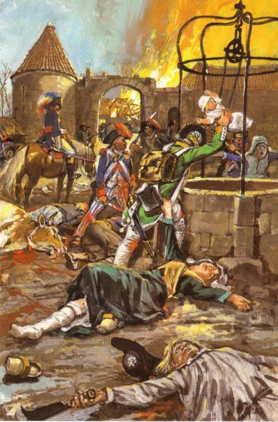 Louis Liger-Belair, criminel de guerre....