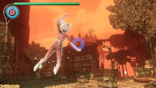 Arrivée - Gravity Rush - PS Vita