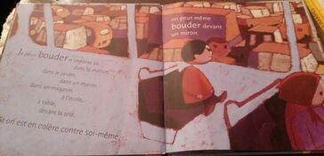 Moi, je boude [Chut, les enfants lisent #2 ]
