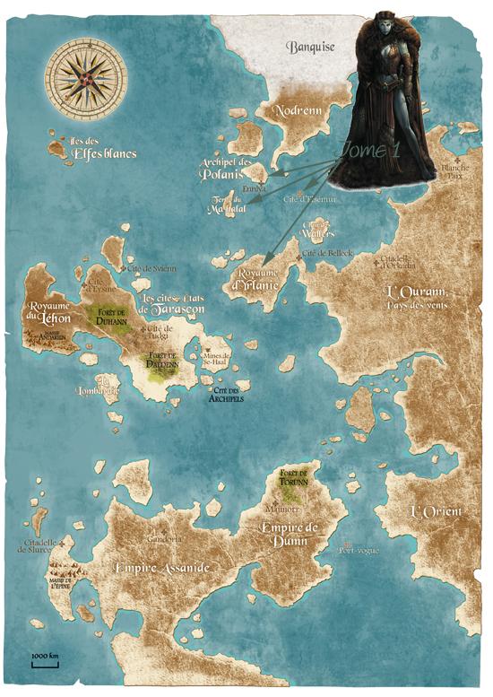 Le Crystal des Elfes bleus d'Istin, Duarte & Saïto - Elfes, tome 1