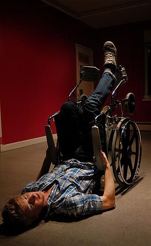 Une question aux personnes handicapées ...