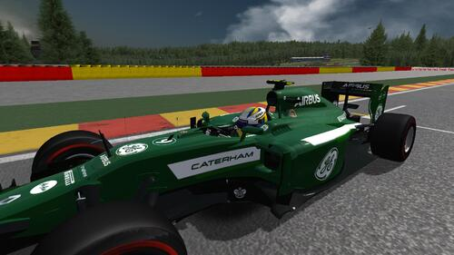 Caterham F1 Team Caterham CT05