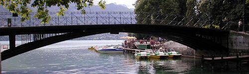 Le pont des amours