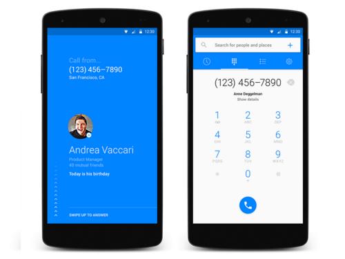 Facebook lance Hello sur téléphone Android