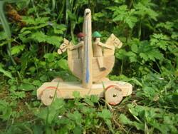 0A760 un petit cheval mobile (SHEIFFEN)