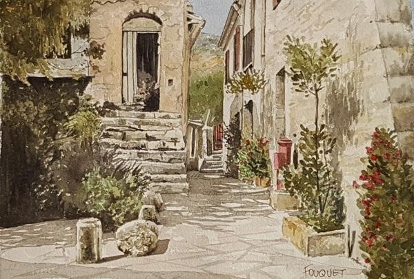 Peintures de : Jean Luc Fouquet