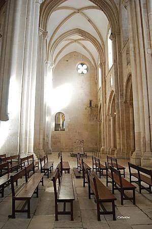 Alcobaça - L'église 1