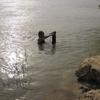 Niger Lessive dans le fleuve