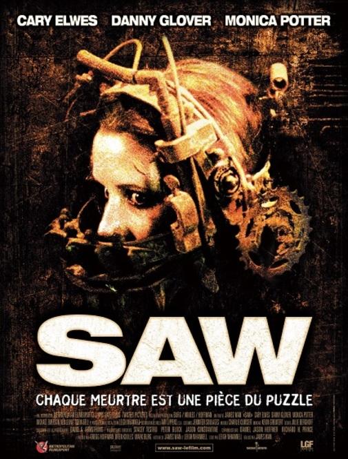 SAW BOX OFFICE FRANCE 2005