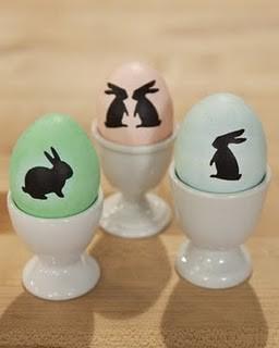 Les oeufs de Pâques - Thème 2