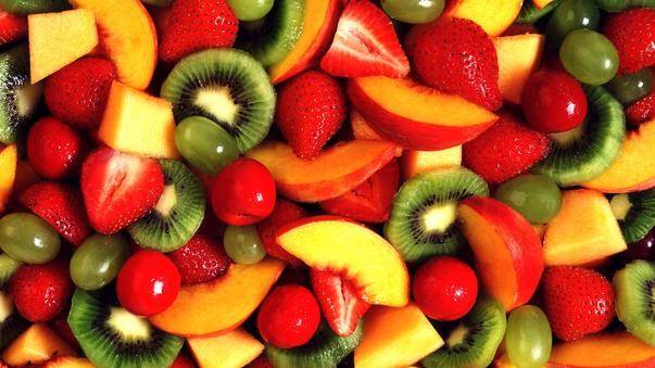 Manger des fruits avant le repas -