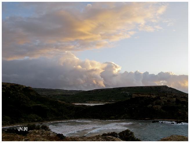 - sous le ciel de Malte