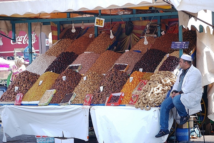 Place Jemaa El - Fna