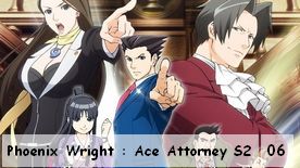 Phoenix Wright : Ace Attorney 06