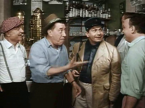 LA CUISINE AU BEURRE -  BOURVIL BOX OFFICE 1963