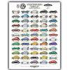 Volkswagen Toutes Les Beetle