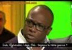 Et Théophile Kouamouo claqua le beignet d'Henri Guaino chez Taddéi - 22/01/2013