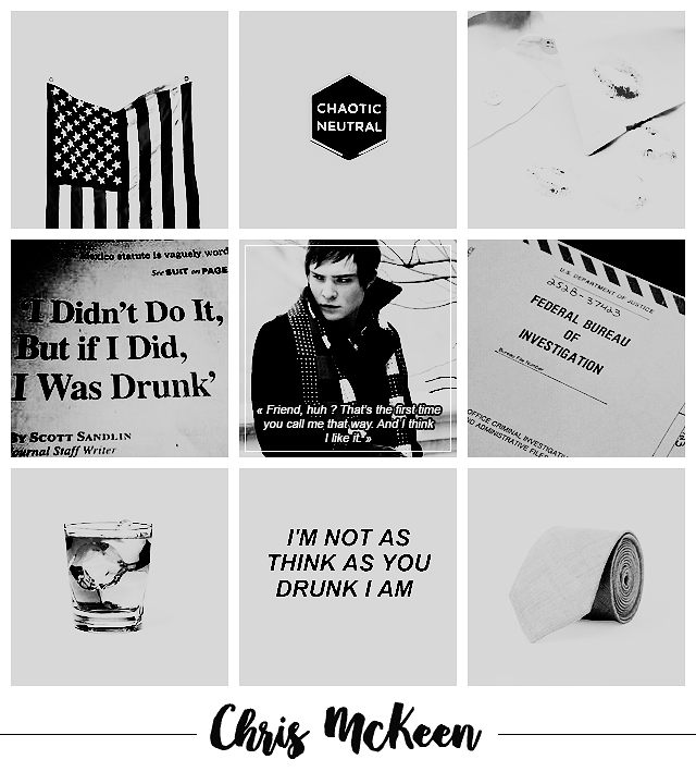 Picspam // Chris McKeen