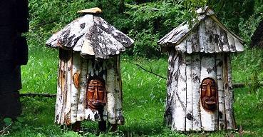 Les ruches ...