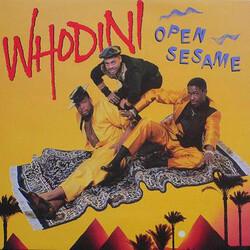 Whodini - Open Sesame - Complete LP