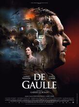 De Gaulle : Affiche