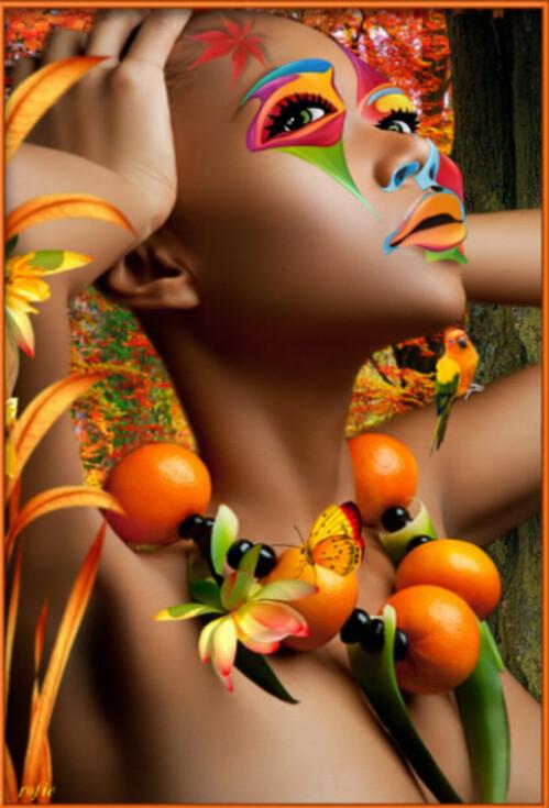 beauté africaine