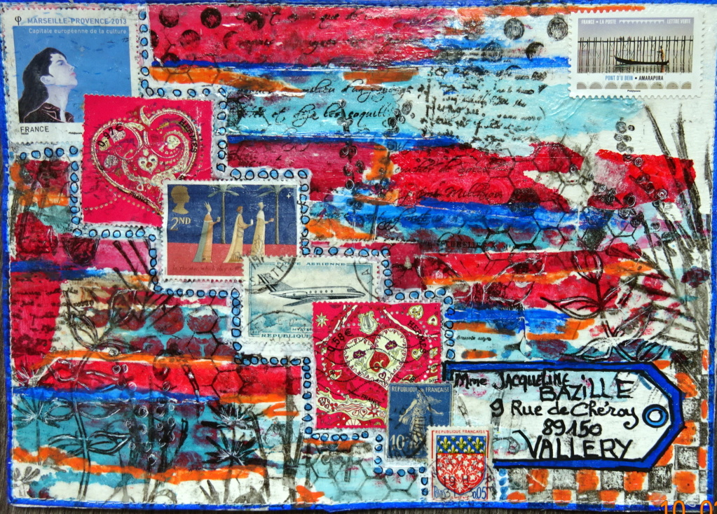GALERIE MAIL ART MARS 2019 Mon_ma11
