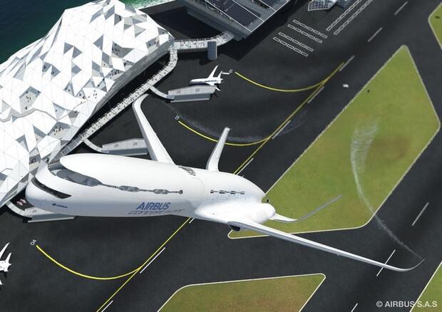 Smarter Skies : l'avion du futur d'Airbus