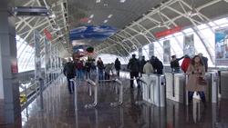 L'aéroport de Sofia en métro !