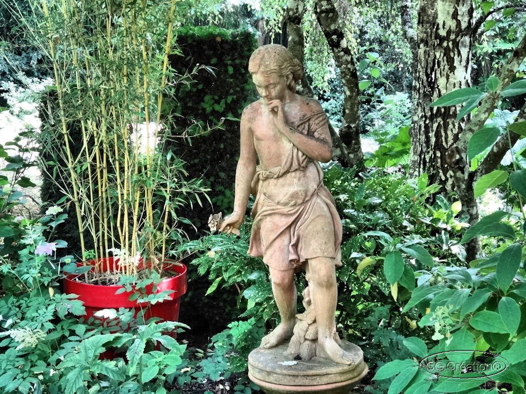 Le Jardin d' atmosphère du Petit Bordeaux