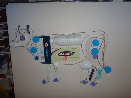 """projet """"vaches"""""""