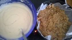Cheesecake aux crêpes