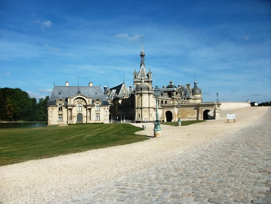 Le chateau de Chantilly (1)